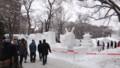 [札幌][さっぽろ雪まつり2014] 市民雪像