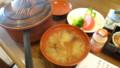 [八雲][温泉][宿飯] 朝食・おひつご飯
