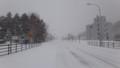 [豊冨] 猛吹雪の中6.6kmを歩み出す