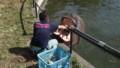 [札幌][円山動物園][動物] お食事しながらゴシゴシ