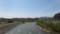豊平川@藻岩上の橋人道橋
