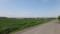 田園風景に入る