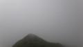 [上富良野][富良野岳][上ホロカメットク山] どんよりガスっている十勝岳方面