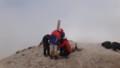 [上富良野][富良野岳][上ホロカメットク山] 上ホロカメットク山頂