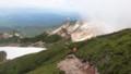 [上富良野][富良野岳][上ホロカメットク山] 直登ルートを下る