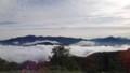 [上川][大雪山] 7合目展望台から見る雲海
