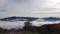 7合目展望台から見る雲海