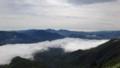 [上川][大雪山] 一面の雲海