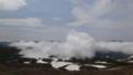 [上川][大雪山] 忠別岳方面にかかるガス