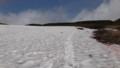 [上川][大雪山] 最後の雪渓登り