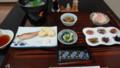 [足寄][温泉] 朝食