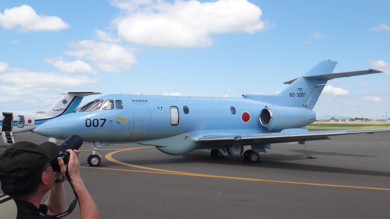 U-125飛行点検機