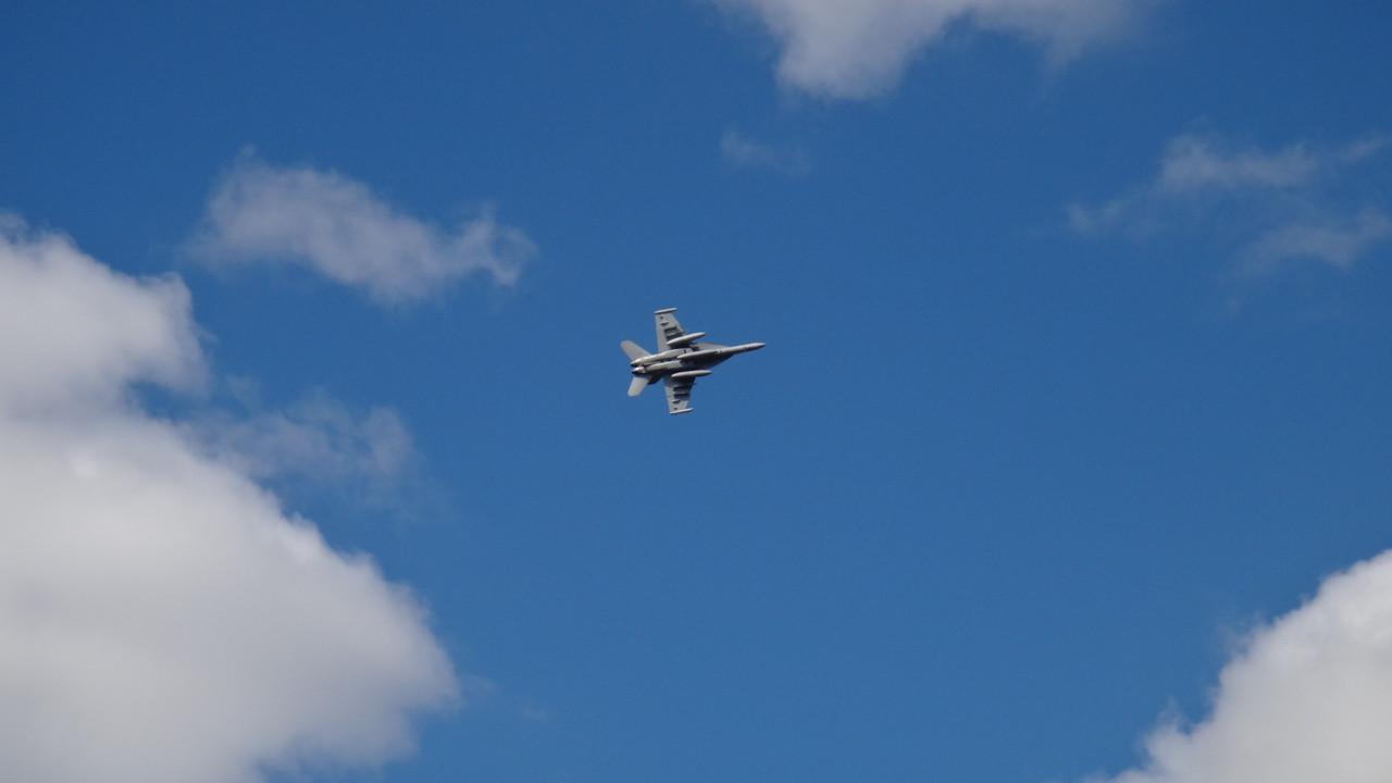 EA-18Gグラウラー