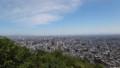 [札幌]市内北側@円山山頂