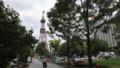 [札幌] 工事中の2丁目とテレビ塔