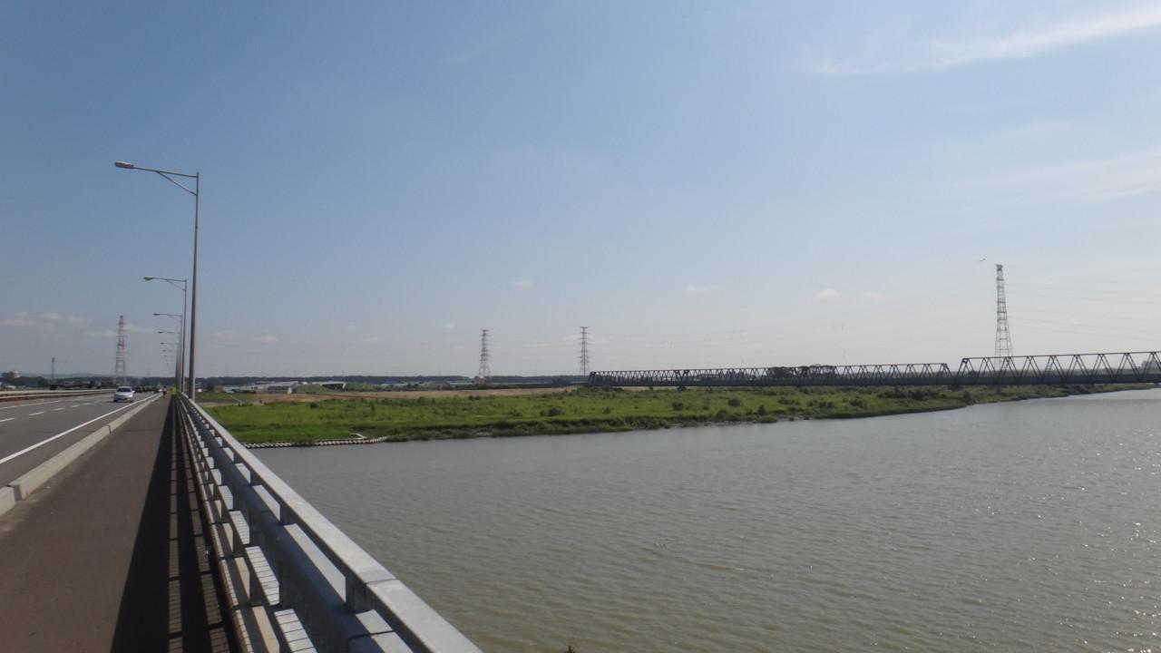 個別「[札幌] 石狩川@札幌大橋...