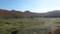 大沼へ続く湿地帯