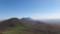 羊蹄山方面@シャクナゲ岳山頂