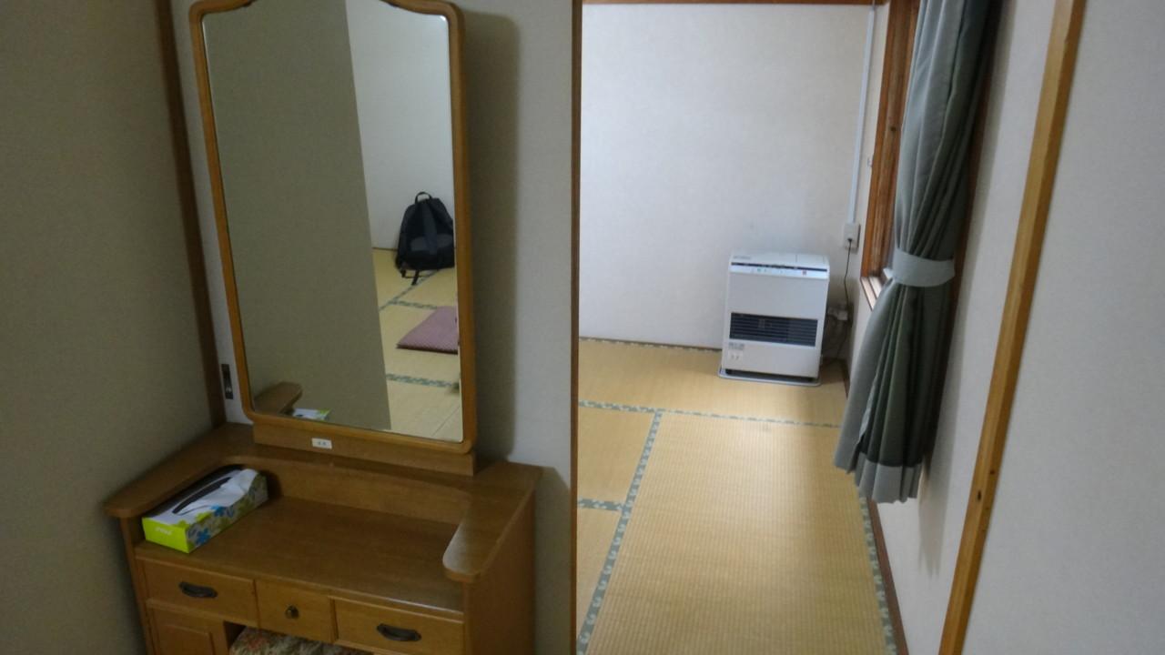 宿泊部屋・3