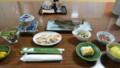 [新得][温泉][宿飯] 夕食・据膳