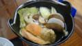 [北見][温泉][宿飯] 寄せ鍋