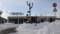 朝の留辺蘂駅