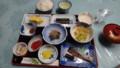 [知内][温泉] 朝食
