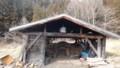 [岩手] ふるさと村 炭焼小屋