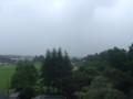 [駒ヶ根] 雨!