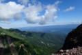 [上川][登山][大雪山] 上川方面@黒岳山頂