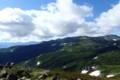 [上川][登山][大雪山] 赤岳方面@黒岳山頂