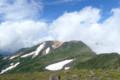 [上川][登山][大雪山] 比布岳、当麻岳@北鎮岳山頂