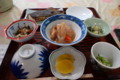 [上川][温泉][宿飯] 夕食
