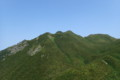 [清里][斜里岳] 1250ピークからの斜里岳山頂