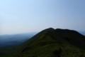 [清里][斜里岳] 稜線上に続く新道