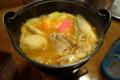 [上川][温泉][宿飯] 鍋