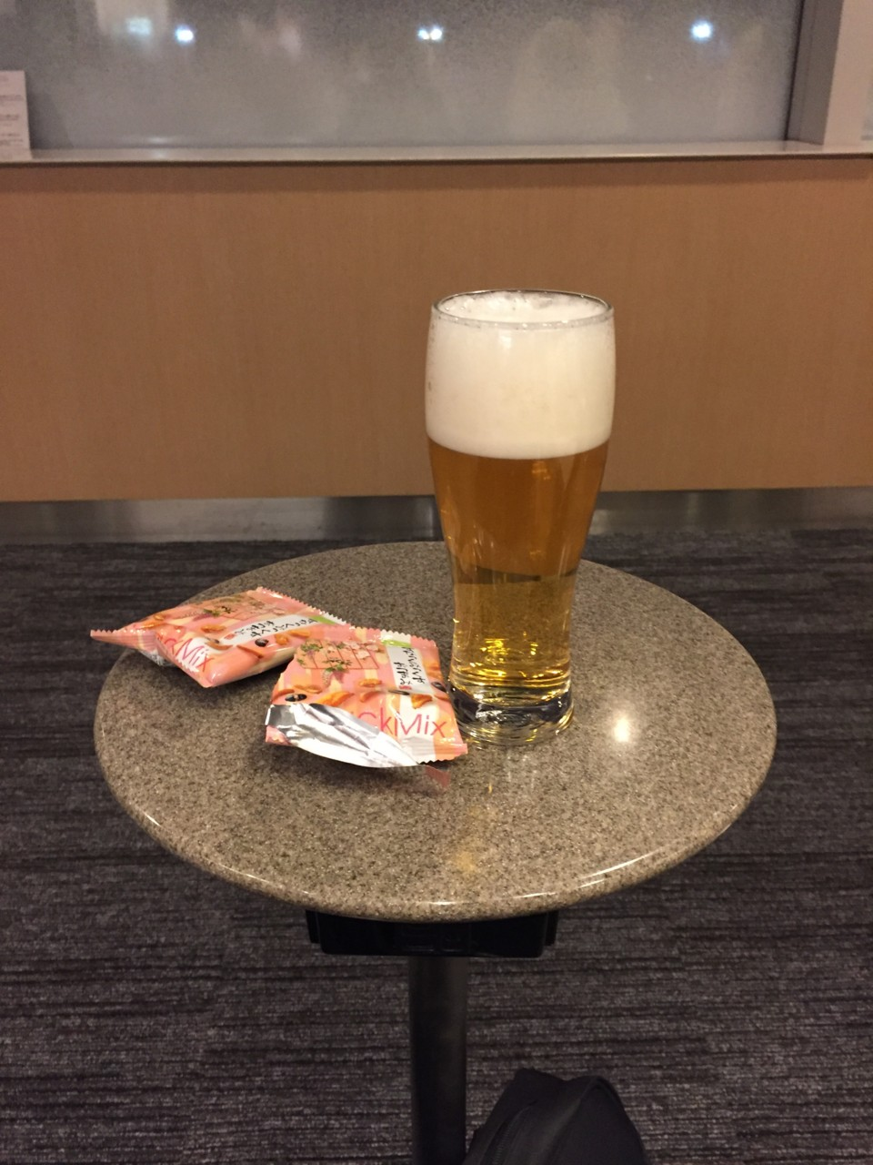 羽田空港ANAラウンジ
