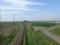 跨線橋から見る札沼線