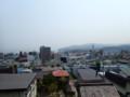 [小樽]船見坂上から見る小樽市街