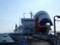函館港に上陸