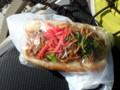 [小樽]亀十パン 焼きそばパン