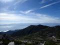[長野][木曽駒ケ岳]山頂パノラマ・1