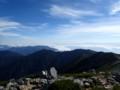 [長野][木曽駒ケ岳]山頂パノラマ・2