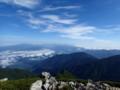 [長野][木曽駒ケ岳]山頂パノラマ・3