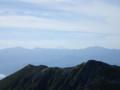 [長野][木曽駒ケ岳]富士山アップ