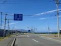 [増毛]道道94起点