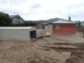 [南富良野]民家に流入した泥流