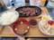 ドミール302 カットステーキ定食