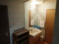 [新十津川][温泉]部屋付き洗面所