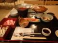 [森町][宿飯]夕食・据膳